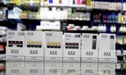 На производителя электронных сигарет Juul подали в суд из-за продажи миллиона загрязнённых картриджей