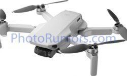 Неанонсированный компактный дрон DJI Mavic Mini на «живых» фото