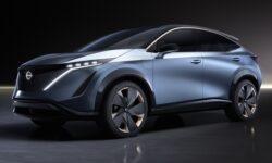 Nissan Ariya, или полное обновление взглядов японской марки на дизайн