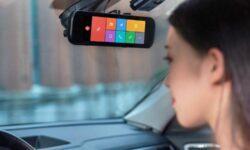Новый автомобильный видеорегистратор Xiaomi выполняет функции навигатора и медиаплеера