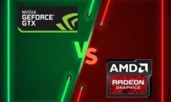 NVIDIA лидирует на российском рынке GPU, но самая популярная видеокарта— это Radeon