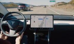 Обновление ПО увеличит мощность и улучшит систему навигации электромобилей Tesla