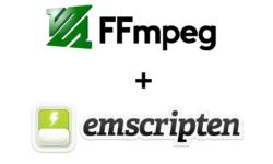 [Перевод] Компилируем FFmpeg в WebAssembly (=ffmpeg.js): Часть 2 — Компиляция с Emscripten