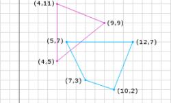 [Перевод] Вычисление 2D-коллизий: алгоритм Гилберта — Джонсона — Кирти