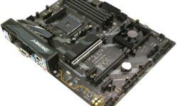 Плата Biostar X570GTA формата АТХ рассчитана на процессоры AMD Ryzen