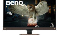 Поступили в продажу HDRi-мониторы BenQ EW-серии для мультимедийных развлечений