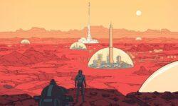 Радиация на Марсе может повредить мозг будущих колонистов