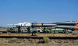 Ракеты, космонавты, старт Союз МС-13 и космический интернет: приключения на Байконуре
