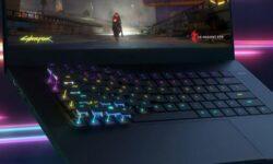 Razer представила первую в мире клавиатуру для ноутбуков с оптическими переключателями