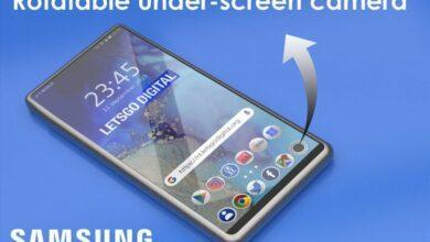 Фото Samsung проектирует смартфон-слайдер с поворотной камерой