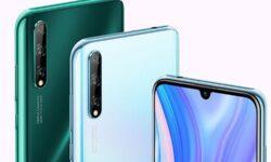 Смартфон Huawei Enjoy 10s: экран Full HD+ и 48-Мп камера за $230