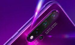 Смартфон Huawei Nova 6 получит быструю зарядку 40 Вт