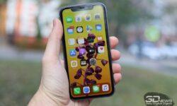 Смартфонам iPhone следующего поколения приписывают 120-Гц дисплей