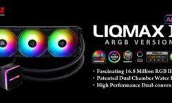 СЖО серии Enermax Liqmax III ARGB привнесут краски в игровой ПК