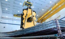 Телескоп «Джеймс Уэбб» прошёл критически важное испытание