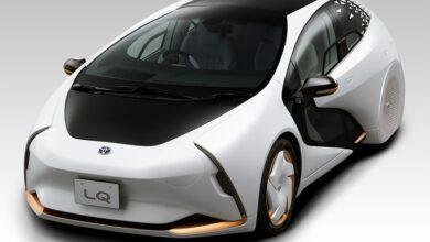 Фото Toyota LQ: новый уровень взаимодействия между автомобилем и водителем