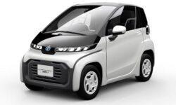 Toyota представит ультракомпактный электромобиль на автосалоне в Токио