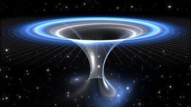 Фото Ученые нашли способ обнаружить червоточины