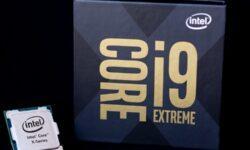 В первом обзоре Core i9-10980XE показал неоднозначные результаты