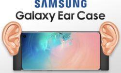 В Samsung изобрели «ушастый» чехол для смартфона