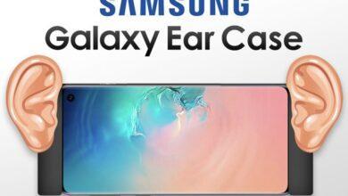 Фото В Samsung изобрели «ушастый» чехол для смартфона