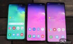 В семействе флагманских смартфонов Samsung может появиться аппарат Galaxy S10 Lite