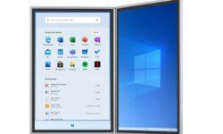 В сеть утекла документация по Windows 10X — новой версии ОС для устройств с двумя экранами
