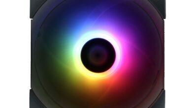 Фото Вентилятор охлаждения Thermalright TL-C12S располагает ARGB-подсветкой
