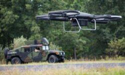 ВМС США проведут испытания беспилотников для доставки грузов морпехам