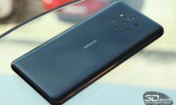 Выход смартфона Nokia 9.1 PureView задерживается до 2020 года