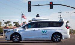 Waymo и Renault запустят в Париже сервис роботакси