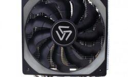X2 Alseye Wind Plus: универсальный процессорный кулер за $50