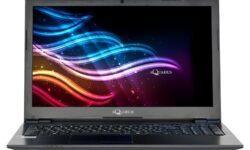 15,6-дюймовый ноутбук Aquarius Cmp NS585 на базе процессоров Intel® Core™ от российского производителя «Аквариус»