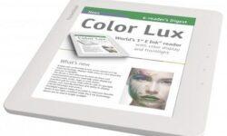 2020-й станет годом масштабного выхода букридеров на цветных экранах E Ink