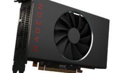 AMD готовит ещё минимум три видеокарты начального уровня с Navi 14