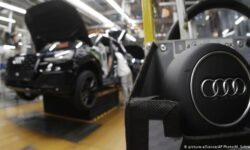 Audi объявила о сокращении 9500 рабочих мест