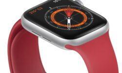 Будущие часы Apple Watch могут получить сенсор Touch ID