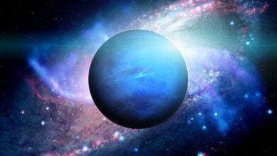 Фото Что-то странное происходит внутри Нептуна