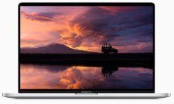 Дебют нового Apple MacBook Pro: 16″ экран Retina, исправленная клавиатура и на 80 % возросшее быстродействие