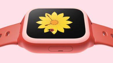 Фото Детские смарт-часы Xiaomi Mi Bunny 2S стоят 30 долларов США