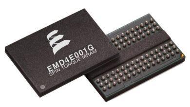 Фото Everspin сообщила о рекордной выручке от продаж микросхем STT-MRAM