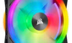 Игра красок: вентиляторы Corsair iCUE QL RGB диаметром 120 и 140 мм