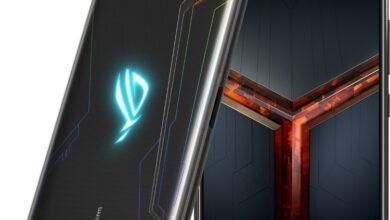 Фото Игровой смартфон ASUS ROG Phone II выходит в России по цене 69 990 рублей