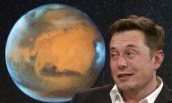 Илон Маск: на строительство города на Марсе потребуется 20 лет и 1000 запусков Starship