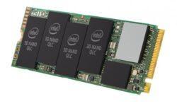 Intel SSD 665p на основе 96-слойной флеш-памяти QLC поступили в продажу