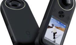 Kandao QooCam 8K — доступная карманная 360-градусная камера