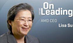 Лиза Су считает выбор правильных групп потребителей одним из слагаемых успеха AMD