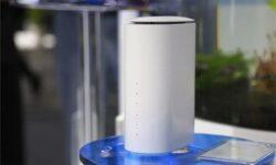 Маршрутизатор ZTE MC801A поддерживает 5G-связь