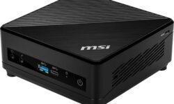 MSI Cubi 5 10M: неттоп с чипом Intel Core десятого поколения