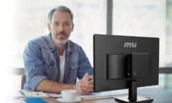 MSI Pro MP221: монитор формата Full HD с диагональю 21,5 дюйма